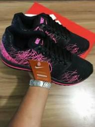 Nike Pink Riscado