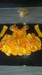 Fantasia da Princesa Bela (e a Fera)