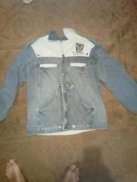 Jaqueta jeans Karenagem