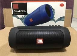 [Novo] Caixa De Som Portátil Charge 2 Plus Bluetooth