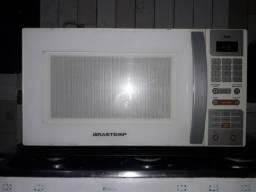 Vendo microondas Brastemp 30litros