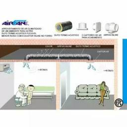 Exaustor airfan 15rda