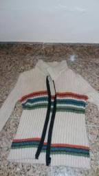 Vendo casaco tricot M