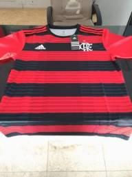 Camisa futebol Flamengo 18/19