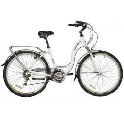 Bicicleta Passeio Conforto Blitz Comodo Branca