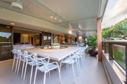 Porto Brasil Resort - 216m² - 3 suítes master - 4 vagas Cotovelo