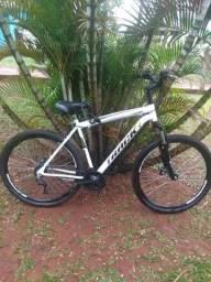 Bicicleta estado de nova top