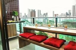 Apartamento em boa viagem com 136m² e área de lazer completa a partir de R$ 820.000,00