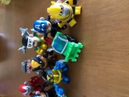 Coleção Cabeça de batata super heróis Marvel