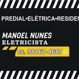 Eletricista e bombeiros