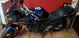 Vendo Moto Fazer 600 - 2009