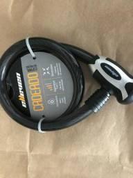 Cadeado para Bicicleta Elleven Super Reforçado 15mm com 2 chave Novo.