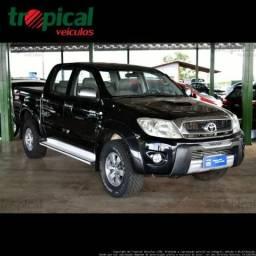 Toyota Hilux Srv 4x4 Cd 3.0 16v Turbo - 2007