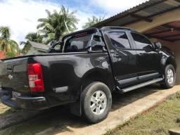 ''S10 Lt 2.8 4x2 Diesel, Cabine Dupla 2014/2014, Cambio Automático, completa'' - 2014