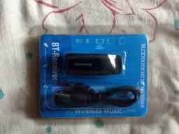 Receptor Transmissor de Áudio Bluetooth