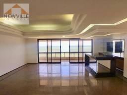 Apartamento com 4 quartos para alugar, 363 m² por R$ 7.000 /mês + taxas - Boa Viagem - Rec