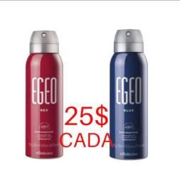 Desodorantes da EGEO Original