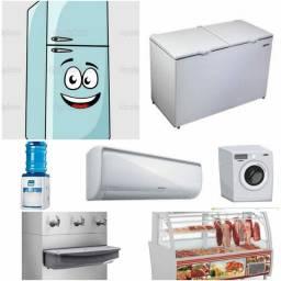 Manutenção e Conserto Refrigeração