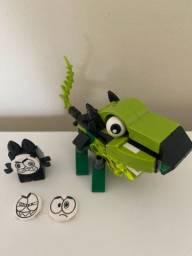Lego Mixels green completa