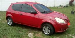 FORD KA ANO 2010 AR + GNV + TRAVA