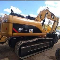 Escavadeira Caterpillar 336