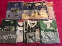 Camisas De Time Oficiais - R$ 160