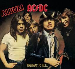 "Album ""Highway To Hell"" AC/DC Online"