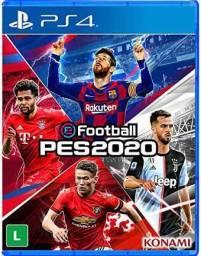 Futebol Pés 2020( Novo ) Ps4