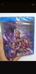 Vingadores Ultimato Blu-ray Lacrado/original