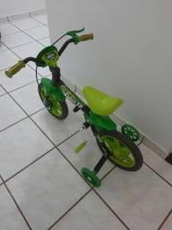 Bicicleta infantil Ben 10