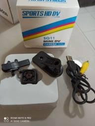 Mini Câmera 1080P SQ11