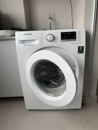 Lavadora Samsung usada
