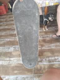 Skate completo com fibra de vidro