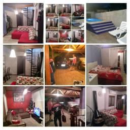 Casa  3 dormitórios/ Bairro Ponta Grossa
