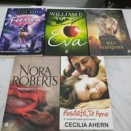 Livros por 10 reais