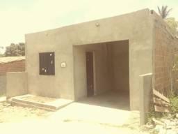 Casa nova.  Em acabamento