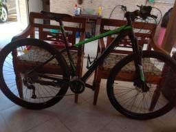 "Bicicleta redstone aro 29 quadro ""17"""
