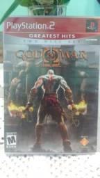 Jogo God of War PlayStation 2