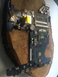 Placa mãe Notebook Samsung RC530 + Core i5