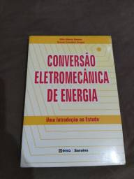 Livro Conversão Eletromecânica De Energia Seminovo Perfeito