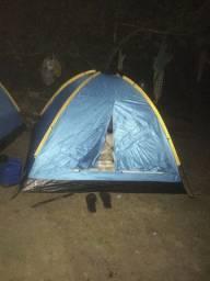 Aluga-se barraca para acampar