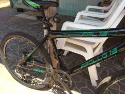 Bike com todas as peças NOVAS e todas as notas
