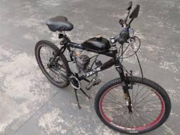Bike motorizada 2T 80cc - Linda - Troco por PS4