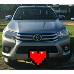 Toyota Hilux SRV 2017 4×4 2.8 Diesel  aut