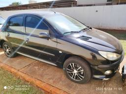 Peugeot 206 1.6 completo 2007