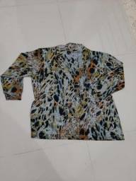 Blusa estampada G2 (nova)