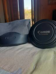 Lente Canon 17 - 40 f/4 L.