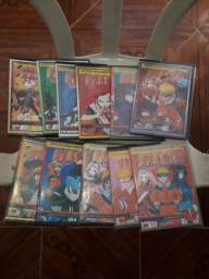 Vendo DVD's do Naruto