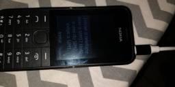 Nokia 208 semi novo dual sim desbloqueado