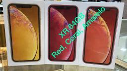 IPhone XR 64GB novo lacrado (Garantia)